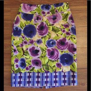 💐Anthropologie Barashi Skirt New Condition
